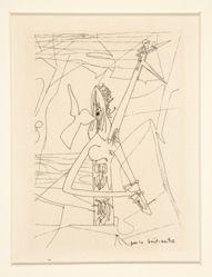 Par la Bait-Naitre, from André Breton, Les Manifestes du Surréalisme suivis des Prolégomènes à un Troisième Manifeste du Surréalisme (The Manifestos of Surrealism and the Prolegomenon to a Third Manifesto of Surrealism)