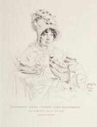 Portrait of Lady Katherine Anne Glenbervie
