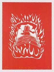 Burning Desire, from the Exit Art portfolio Ecstasy