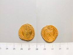 1 Ducato Papale of Pope Niccolo V from Rome