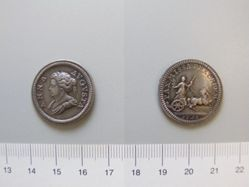 1 Farthing of Anne, Queen of Great Britain from London