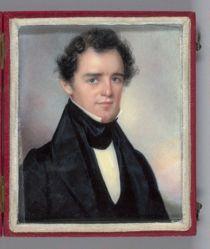 Epaphroditus Champion Bacon (1810-1845), B.A. 1833, M.A. 1836