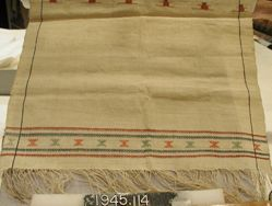 Hand-Woven Cotton Towel