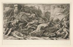 Le Triomphe de la Mort: Apres le Combat (The Triumph of Death: After the Battle)