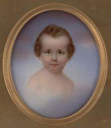 Memorial Portrait of a Child