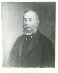 Daniel Coit Gilman (1831-1908), B.A.1852, M.A.1855, LL.D.1889