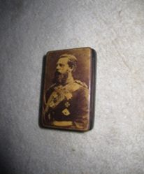 Frederick William snuff box