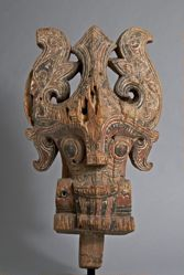 House Carving (Singa)