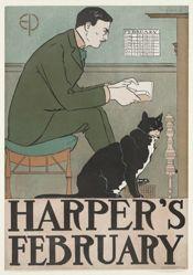 Harper's February