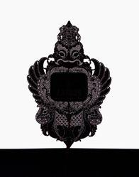 Shadow Puppet (Wayang Kulit) of Gunungan Pusaka or Kayon Pusaka