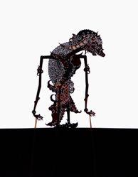 Shadow Puppet (Wayang Kulit) of Anjani