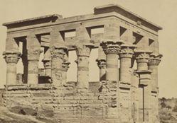 Philae: Roman Kiosk of Augustus