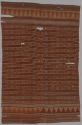 Funeral Shroud or Shawl (Bidak Galanapuo, Tutup Jenazah)