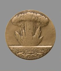 Bronze medal from the Society of Medalists 32nd issue, 1945