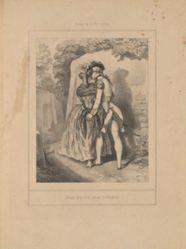 Bras dessus, bras dessous, from the series Scènes de la vie intime