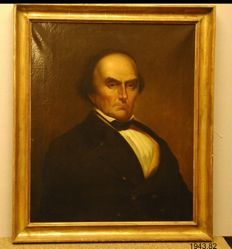 Daniel Webster (1782-1852) (copy after Joseph Alexander Ames)