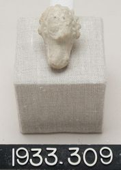 Small Stone Head of Woman