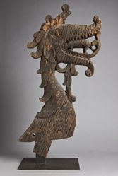 Dragon-Snake Figure (Sandung)