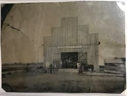 Untitled [Oregon tintype]