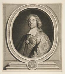 Cesar d'Estrees (1628-1714)
