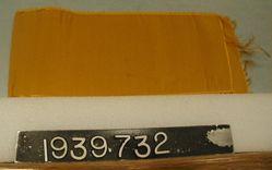 Length of gros grain ribbon
