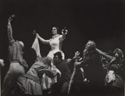 Victory, from the series Metropolitan Opera