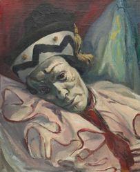 Portrait of Nijinsky