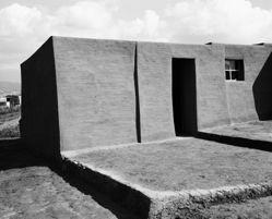 A widow's home. Near Phuthaditijhaba, QwaQwa