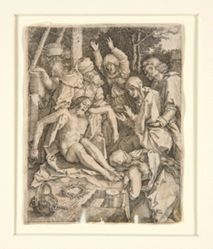 Lamentation, from The Passion