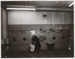 East 100th Street (woman in laundromat)