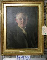 Portrait of Dr. Ira De Ver Warner