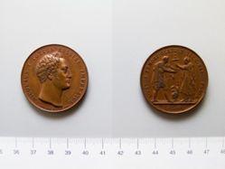 Bronze medal of Nicholas I