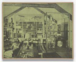 Katherine Dreier's Living Room
