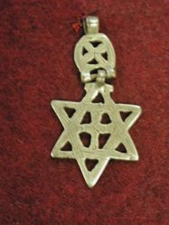 Pendant Star of David