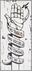 No Trabajo, No Escuela, No Consumo, No 287g (No Work, No School, No Shopping, No 287g), from the Voces de la Frontera box set