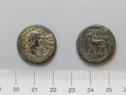 Copper of Trajan from Ephesus