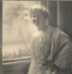 Portrait of Katherine S. Dreier