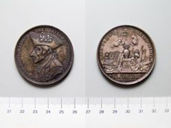 Silver Medal of Frederick the Great
