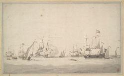 Dutch Men-of-War