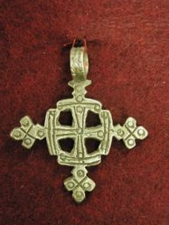 Pendant Christian Cross