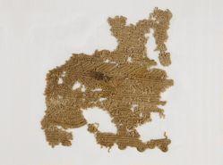 Knit Textile Fragment