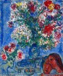 Les Amoureux et Fleurs