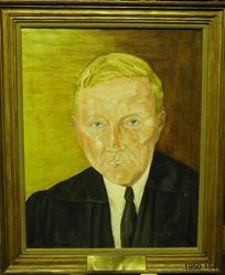William Orville Douglas (1898-1977), M.A. (Hon.) 1932
