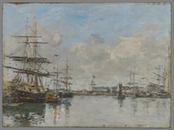 The Harbor of Le Havre