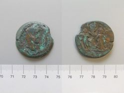 Copper of Antoninus Pius, Alexandria