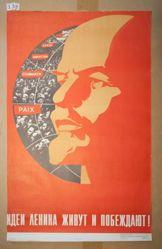 Idei Lenina zhivut i pobezhdaiut! (Lenin's ideas live and triumph!)