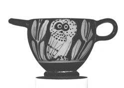 Owl Skyphos