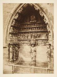 Cathédrale de Reims (Porch of God)