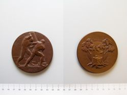 Medal for the Society of Medalists 22nd Issue, 1940