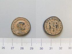 Antoninianus of Maximian from Antioch